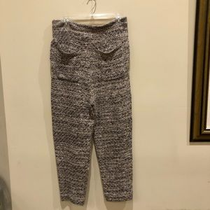 Free People Pants & Jumpsuits - Free People The Cozy Knit Trouser